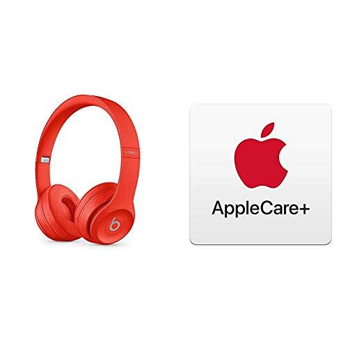 Cuffie Beats Solo3 Wireless - Rosso con AppleCare+