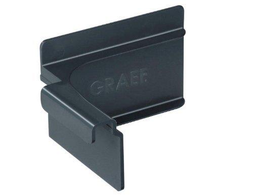 Graef Restehalter EH170 eckige Ausführung/anthrazit