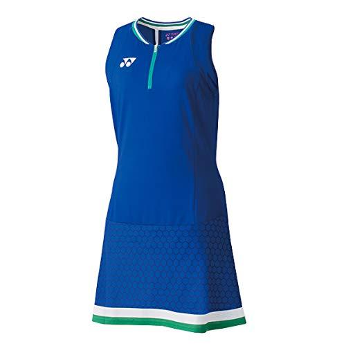 YONEX 20518 - Vestido de torneo para mujer, color azul oscuro, pequeño