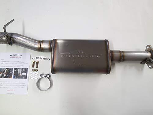 B2 Fabrication Exhaust System | Amazon