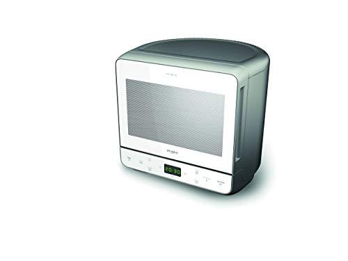 Whirlpool MAX 39WSL Comptoir microondas compuesto 13L 700W plata–Microondas (Comptoir, microondas compuesto, 13L, 700W, tacto, Plata)