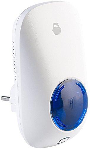 VisorTech Zubehör zu SMS-Alarmanlage: Signal-Verstärker für XMD-110/-3200.pro/-4800.pro (Alarm Bewegungsmelder außen)