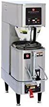Grindmaster-Cecilware P300E Single Brewer Shuttle Coffee Brewer with One CS-LL Shuttle & Stainless Brew Basket