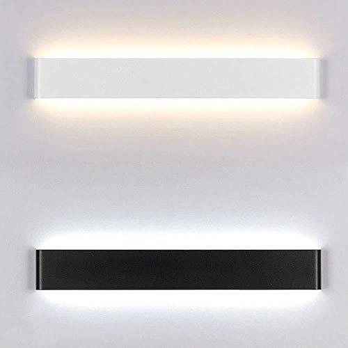 Sconce Wandlamp LED Wandlamp Woonkamer Slaapkamer Hoofd van Bed Lange Creatieve Toilet Badkamer Spiegel Koplamp 61CM Indoor Verlichting Wandlampen