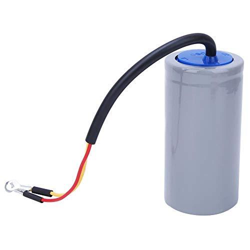 Condensador de arranque 900uf, condensador de funcionamiento del motor CD60 para aire acondicionado, bomba de agua y motor de CA, 300V
