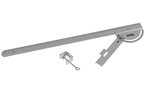 Powerfix® hoekzaagrail van hoogwaardig gereedschapsstaal.