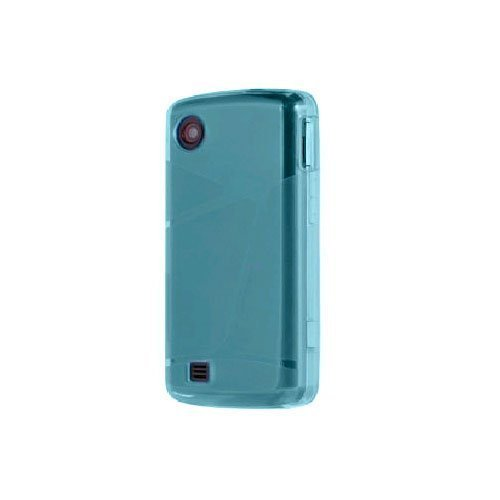 Verizon OEM Verizon LG Chocolate Touch VX8575 High Gloss Silicone Case – Blue