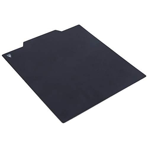 Magnetischer Aufkleber für heißes Bett 235 x 235 mm Beheiztes Bett Heißes Bett Oberfläche beheizte Bettdecke für Standortdatentest für Hochgeschwindigkeitsauflösung