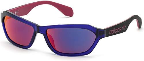 adidas unisex gafas de sol OR0021, 81U, 58