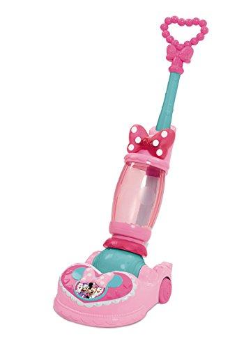 IMC Toys- Minnie Mouse Juguete Aspirador, Color Rosa (183629)