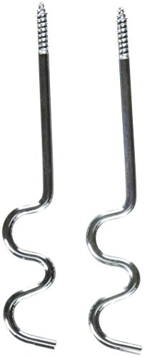 Kenney Mfg KN879-11 Double Curtain Rod Support