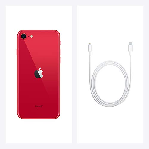 Apple iPhone SE (256GB) - (Product) RED - 7