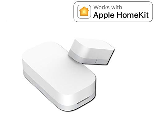 Aqara Door Window Sensor Smart Home Automation and Security Works with Apple HomeKit When Used with Aqara Hub in USA Stock