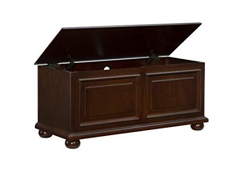 Powell Furniture Chadwick Cedar Chest, Cherry,