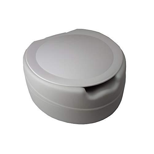 Obea Abattant WC Mullido 11 cm avec couvercle