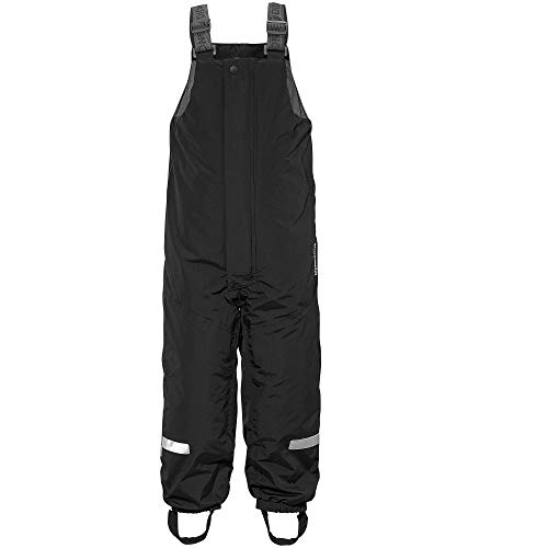 Didriksons skibroek snowboardbroek Tarfala Kid's Pants 3 zwart winddicht