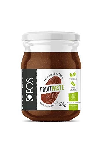 EOS - Pasta de Dátiles 100% 500 g - Endulzante natural vegano