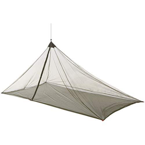 Hbao Mosquitera para acampar al aire libre, tienda de campaña para mochileros para mantener alejados a los insectos, para cama individual para acampar, mosquitera para cama, tienda de campaña, decorac