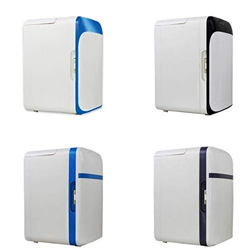 LJJOO Mini-EIS-Hersteller Tragbarer Kühlschrank Can Be gekühlt oder gewärmt for Auto-Haus Büro Outdoor Picknick-Trip (Color : Blue2)