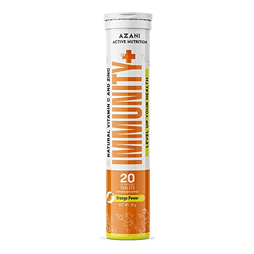 Azani Active Nutrition Immunity Booster with Natural Vitami