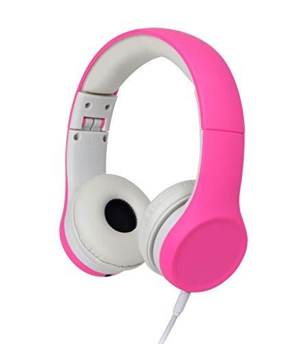 Snug Play+ Kids Headphones Volume Limiting and Audio Sharing Port...