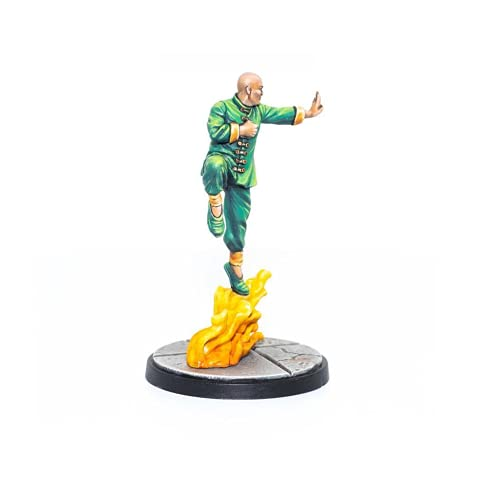 Atomic Mass Games - Marvel Crisis Protocol: Character Pack: Dr. Strange and Wong - Gioco in miniatura