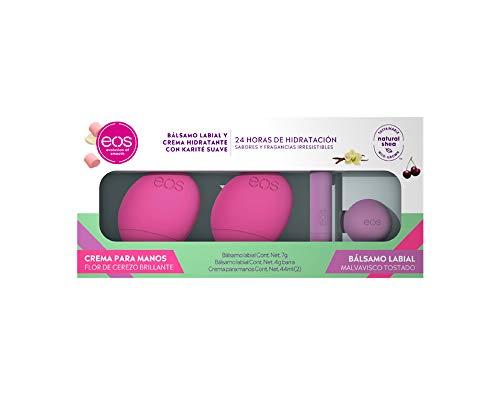 Bálsamos Esfera marca EOS Lip Balm