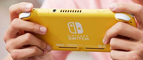 Nintendo Switch Lite – Spielekonsole für Kinder - 4