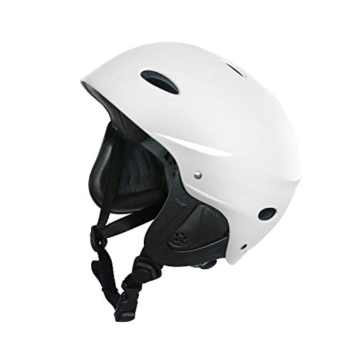 Vihir Adult Water Sports Helmet with Ears - Adjustable Multi Helmet Men Women