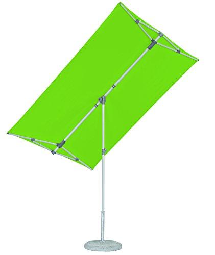 Suncomfort by Glatz Flex-Roof, kiwi, 210x150 cm rechteckig, Gestell Stahl, Bespannung Polyester, 5.3 kg
