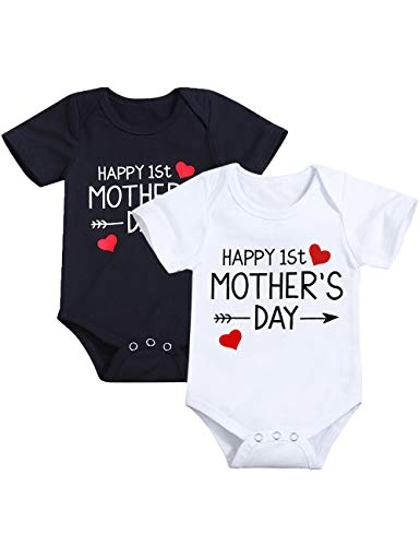 First Mother's Day Rompers