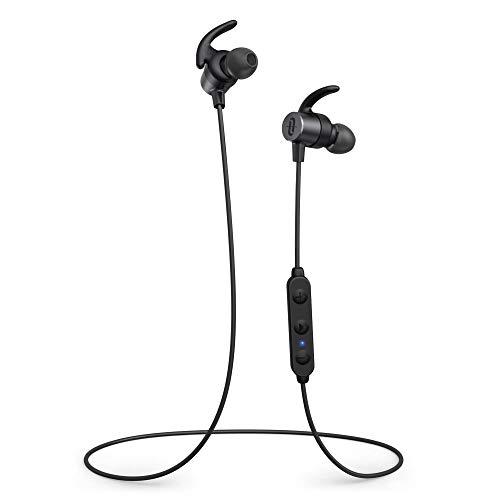 TaoTronics Bluetoothワイヤレスイヤホン「TT-BH072」(IPX5クラス防水・高音質コーデック対応・イコライザー機能搭載・最長13時間連続再生対応)