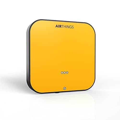 Airthings Corentium Pro Digital Radon Monitor, Portable