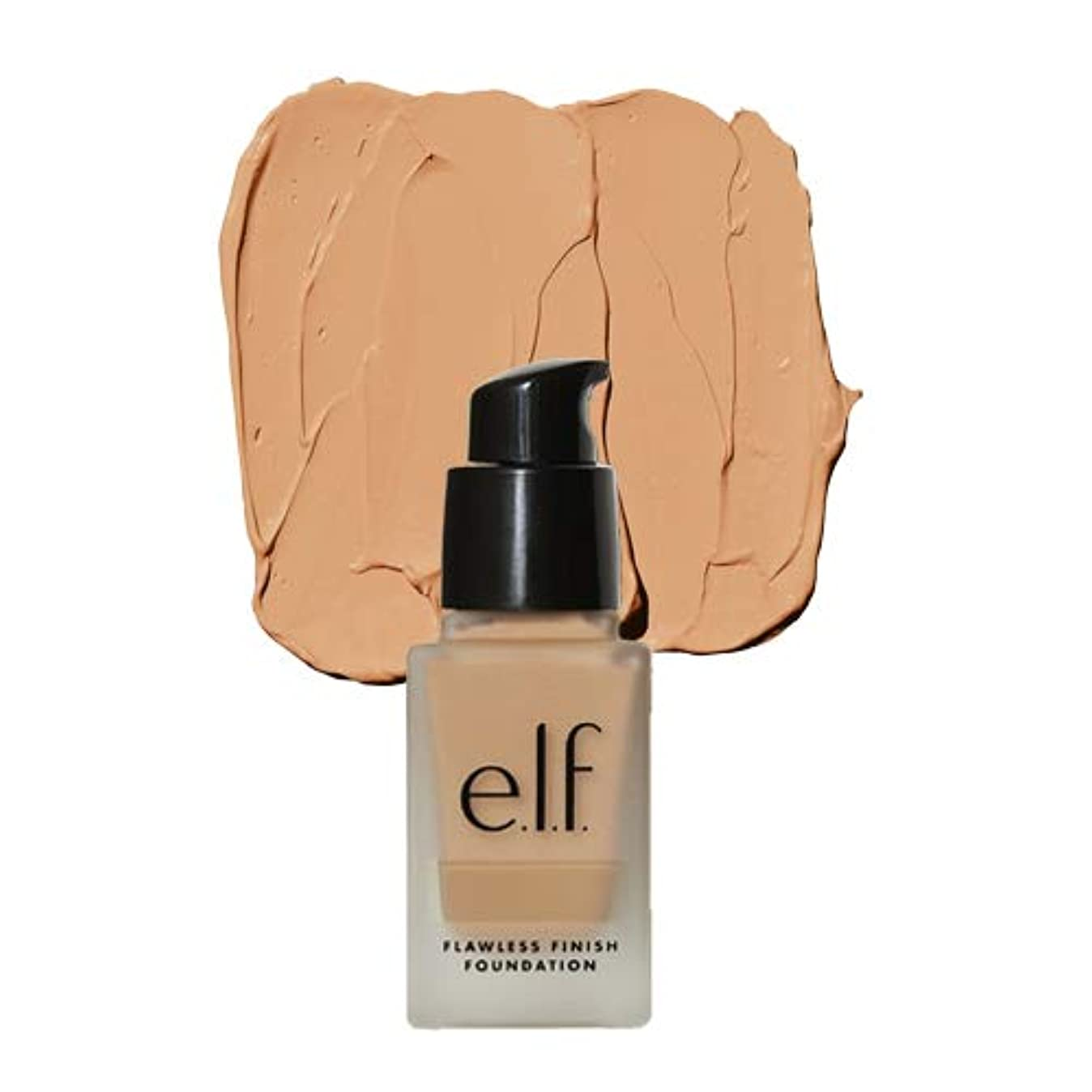 オーディション目覚める空洞(3 Pack) e.l.f. Oil Free Flawless Finish Foundation - Toffee (並行輸入品)