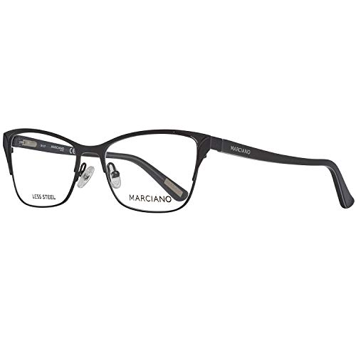 Guess GM0289 53002 Guess By Marciano Brille Gm0289 002 53 Cateye Brillengestelle 53, Schwarz