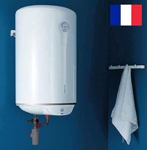 Atlantic OPRO + V - Calentador eléctrico (30 L, 1300 W)