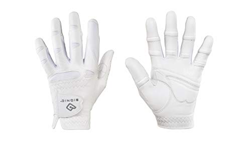 Bionic GGNWLM Women's StableGrip with Natural Fit Golf Glove, Left Hand, Medium