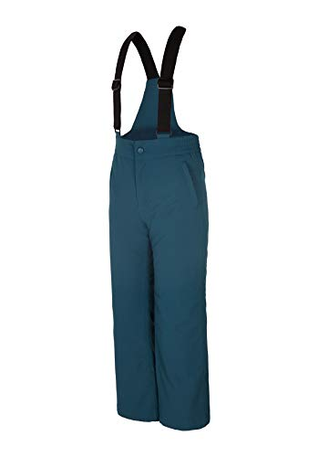 Ziener Kinder ALENKO jun (pant ski) Hose, methyl blue, 128