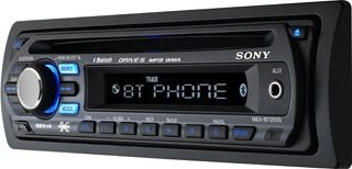 Sony MEX BT 2500 CD-Tuner