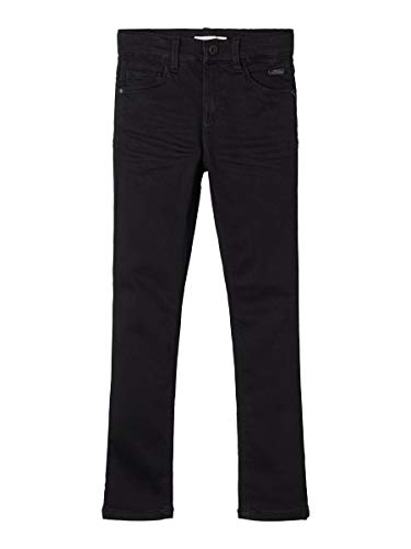 NAME IT Boy Jeans X-Slim Fit Powerstretch 164Black Denim