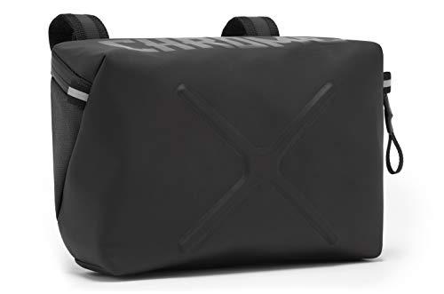 [クローム] ハンドルバーバッグ HELIX HANDLEBAR BAG/ヘリックス ハンドルバー バッグ (現行モデル) 3L 撥水 自転車 ボディバッグ BLACK