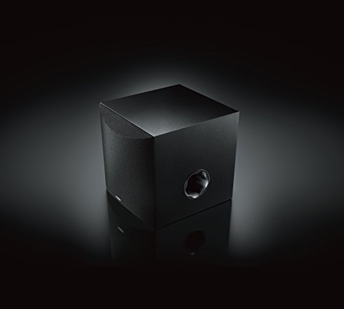 Yamaha NSSW050 Powered Subwoofer with 8 Driver - Black