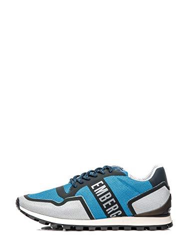 Bikkembergs Herren Sneaker, Schuhe (42 EU)