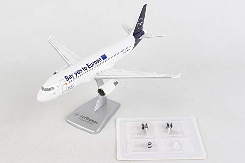 Limox Wings Airbus A320-200 Lufthansa New Livery Say yes to Europe Scale 1:200