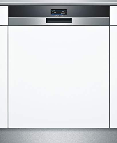 Siemens SN57YS01CE iQ700 Teilintegrierter Geschirrspüler / A+++ / 214 kWh/Jahr / 2660 L/Jahr / Zeolith Trocknung / WLAN-fähig über Home Connect / Hygiene Plus Programm