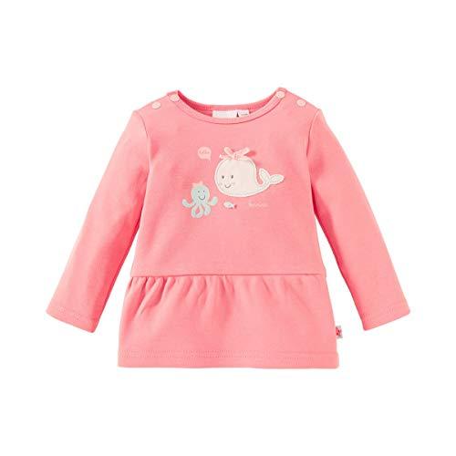 Bornino T-shirt manches longues top bébé vêtements bébé, rose vif
