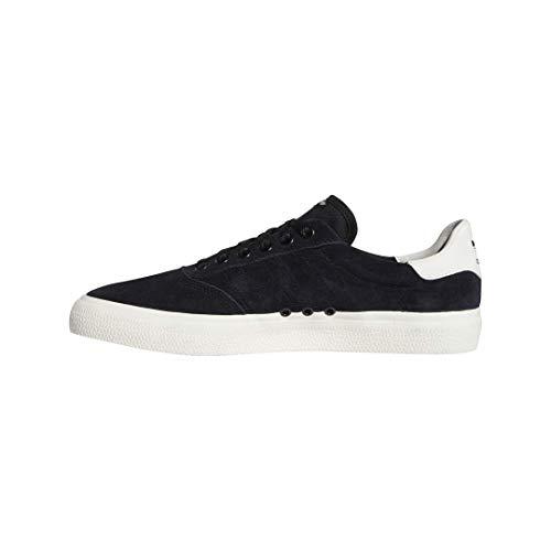adidas Originals Unisex-Erwachsene 3mc, Black/Chalk White/Chalk White, 45 EU