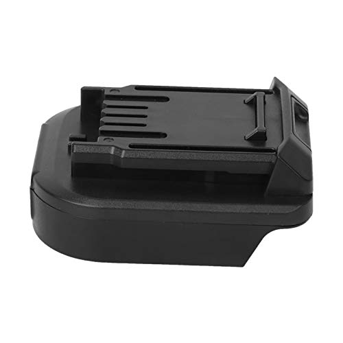 Adaptador de batería, batería de herramienta eléctrica de diseño simple, para herramientas eléctricas Uso profesional Servicio de propósito general