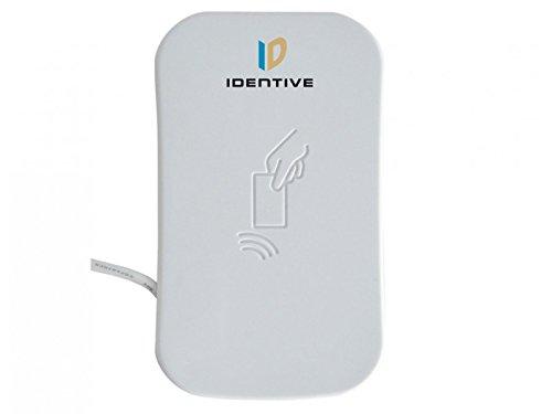 Identive SCL011 RFID-Leser für sichere ID-Anwendungen wie elektronischer Personalausweis, Mitarbeiterausweis, Zeiterfassungssysteme, elektronische Zahlsysteme etc.