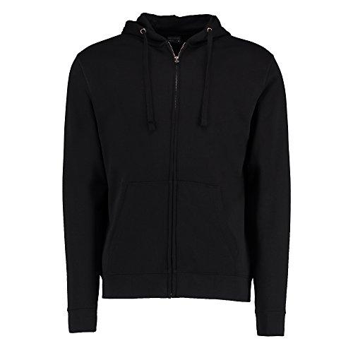 Kustom Kit - Sweat à capuche et fermeture zippée - Homme (XS) (Noir)